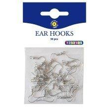 Pbx2471037 - Playbox - Ear Hooks 30pcs 20mm
