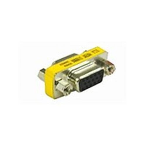 Cables To Go 18962 HD15 VGA F/F Mini Gender Changer Coupler