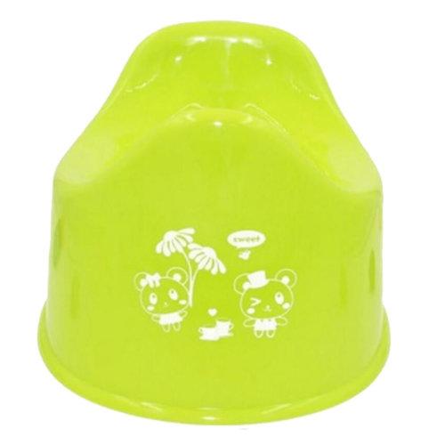 Baby Potty Chair Potty Training Boy Toilet Seats Bathroom Accessories Green
