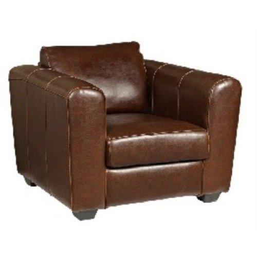 Sadocc Leather Armchair