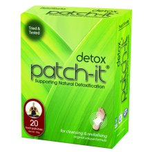 Patch-It  Detox Patch-It 20 Pack