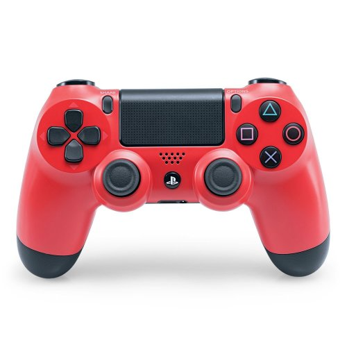 DualShock 4 Wireless PS4 Controller - Magma Red