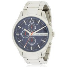 Armani Exchange Stainless Steel Chronograph Mens Watch AX2155