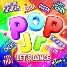 Pop Jr: Lets Dance [CD]