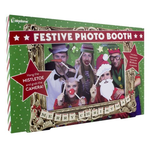 Paladone Fun Party Family Friends Festive Photobooth V2