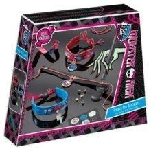 Monster High Creative Bracelets Toy Craft Set Brand New Sealed