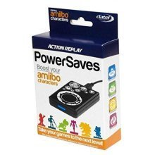 Datel Amiibo Action Replay Powersaves For Nintendo Wii U/3DS