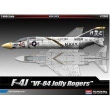 Aca12305 - Academy 1:48 - F-4j Phantom 'vf-84 Jolly Rogers'