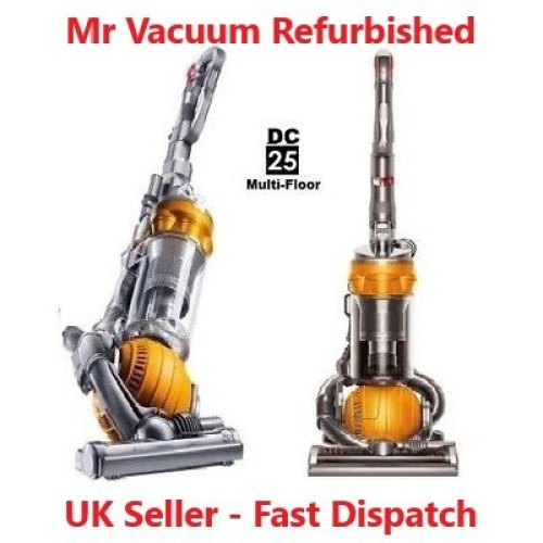 Dyson DC25 Multi Floor Ball Bagless Upright Vacuum Refurbished