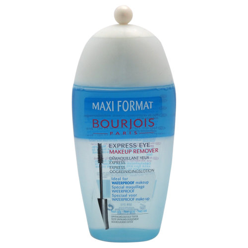 Maxi Format Express Eye Make-Up Remover by Bourjois for Women - 6.8 oz Eye Makeup Remover