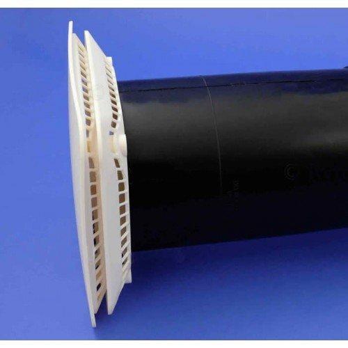 Acoustic Vent 125mm Square