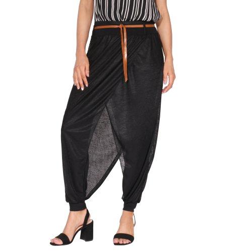 Wrap Up Genie Harem Trousers