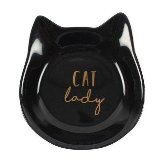 Something Different Cat Lady Jewellery Dish