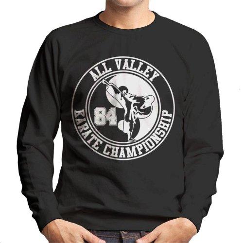All Valley Championship 84 Karate Kid Men's Sweatshirt