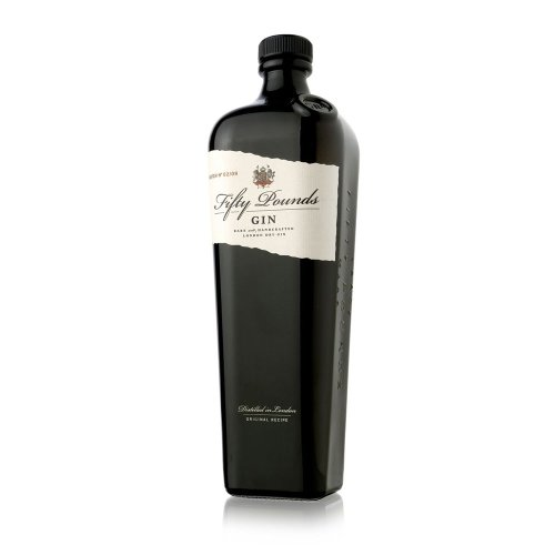Fifty Pounds Gin, 70 cl