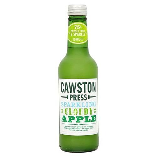 Cawston Press Cawston Press Sparkling Cloudy Apple Can 330ml
