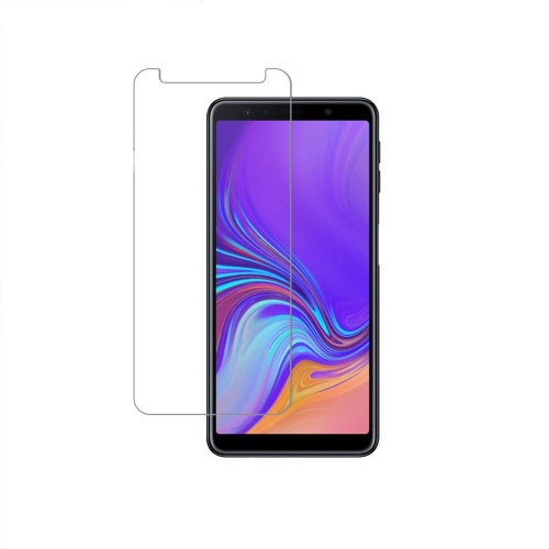 iPro Accessories Galaxy A9 2018 Screen Protector, Galaxy A9 2018 Tempered Glass, [Compatible With Galaxy A9 2018 Case] [Scratch Proof] [Shatter Proof] [9H Hardness]