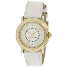 Marc Jacobs Courtney Leather Ladies Watch MJ1449