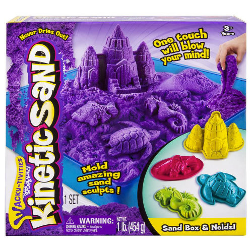 Kinetic Sand Beach Box Set