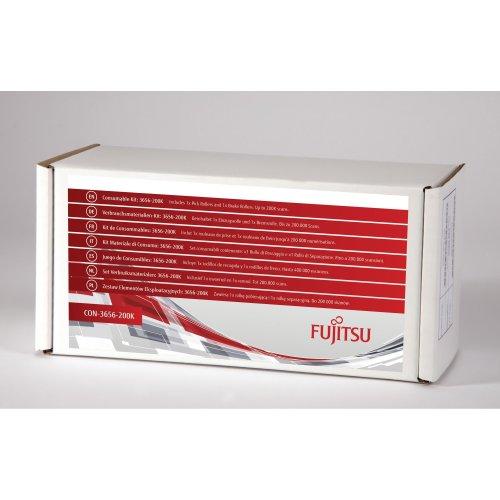 Fujitsu 3656-200K Scanner Consumable kit