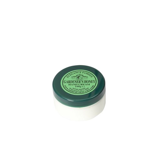 Famous Gardener's Honey Hand Cream 100g. Great for dry, chapped hands and split fingers