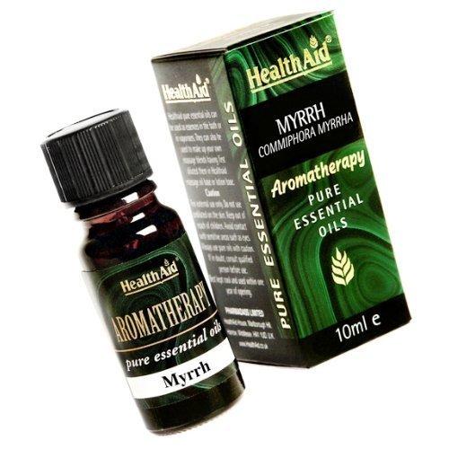 HealthAid Myrrh (Commiphora myrrha) Oil 10ml