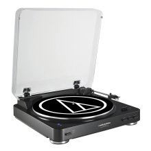 Audio-Technica AT-LP60BT Belt-drive audio turntable Black