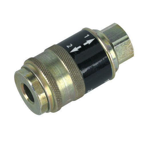"""Sealey AC57 Safety Coupling Body Female 1/4""""BSP"""