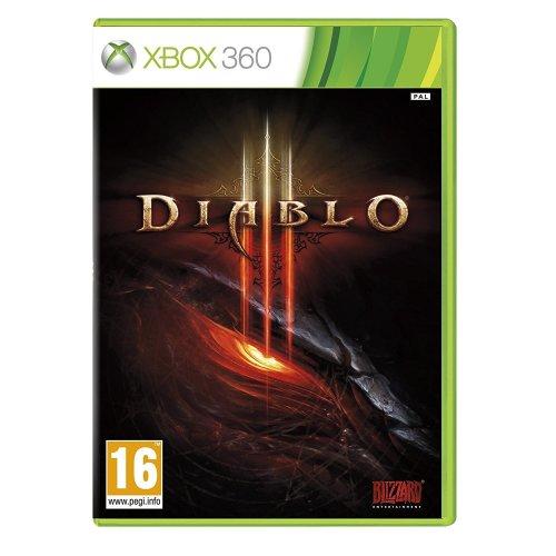 Diablo Iii 3 Microsoft Xbox 360 Game