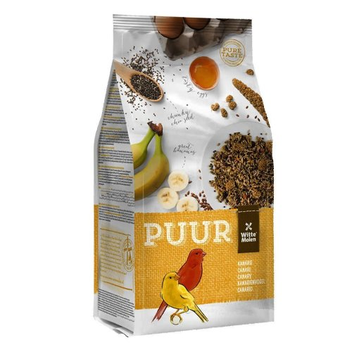 PUUR Premium Canary Mixture 750g - Gourmet seed mix canaries