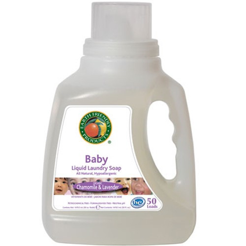 Earth Friendly Products Baby Laundry Liquid 50 Wash (1500ml)