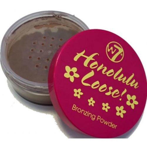 W7 Honolulu Loose Bronzing Powder