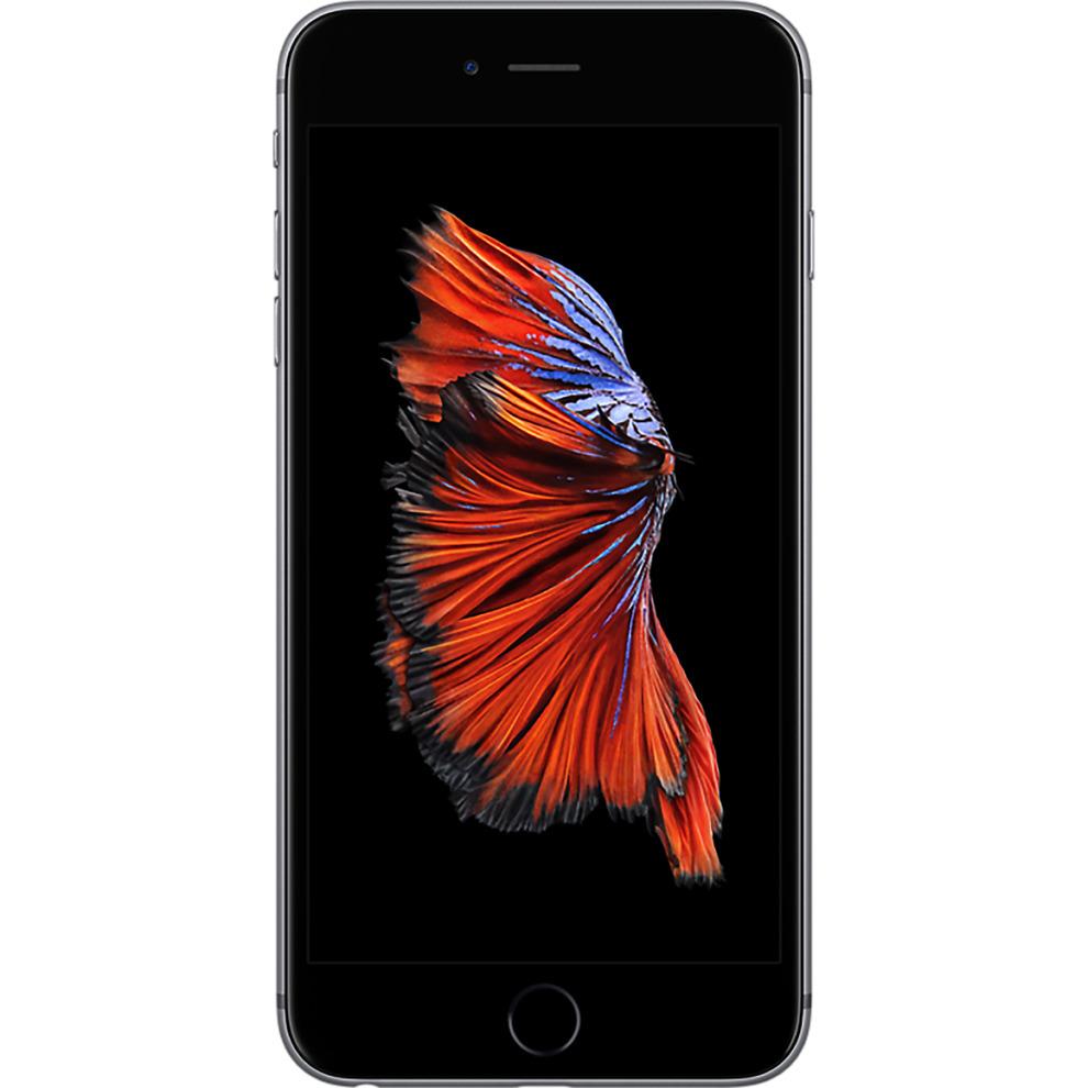 Tesco Mobile, 16GB Apple iPhone 6s Plus - Space Grey