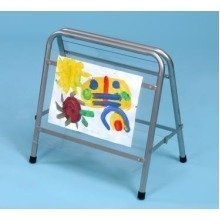 Childrens See Thru Desktop Easel (A1236) - Nursery, Classroom, Pre-School