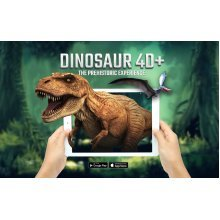 Dinosaurs 4D+ Flashcards by Octagon Studio Ltd