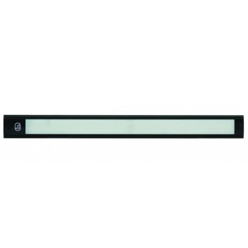 LED Autolamps Interior Light with Touch Switch Black 41 cm 40410-12