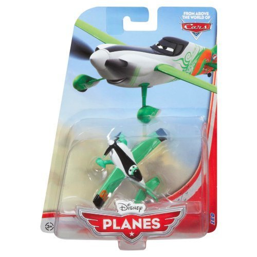 Disney Pixar Planes Die-cast Vehicle Zed Brand New Sealed