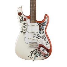 Fender Jimi Hendrix Monterey Stratocaster, Electric Guitar