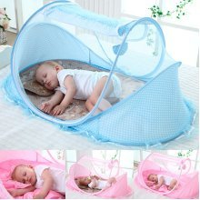 Portable 0-3 Years Old Infant Baby Mosquito Net Tent