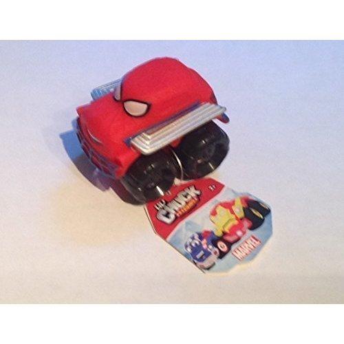 Lil' Chuck & Friends Marvel Spider-Man Vehicle