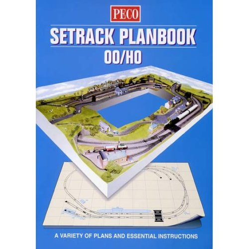 Setrack Planbook - Peco publications STP-00