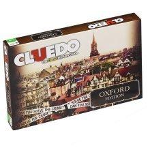 Oxford Cluedo Family Board Game Brand New Sealed