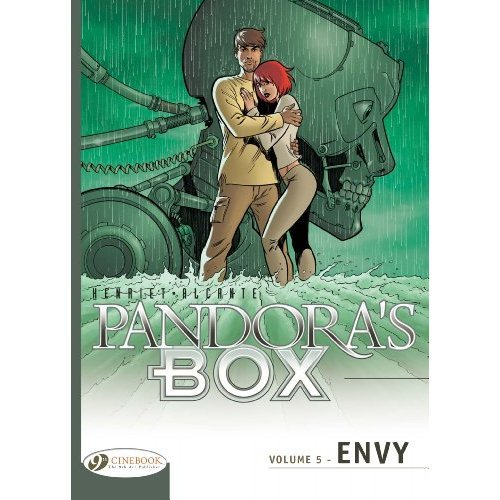 Pandora's Box Vol.5: Envy