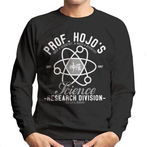 Professor Hojos Science Division Men's Sweatshirt