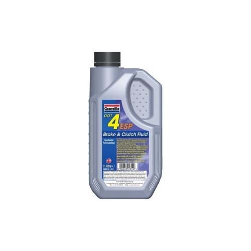 DOT 4 Synthetic ESP Brake & Clutch Fluid - 1 Litre