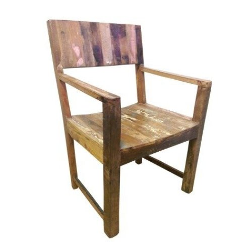 Shannon Reclaimed Wood Chair - Assembled