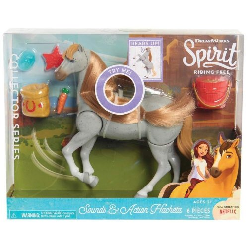 Spirit Classic Sound & Action Horse - Hacheta