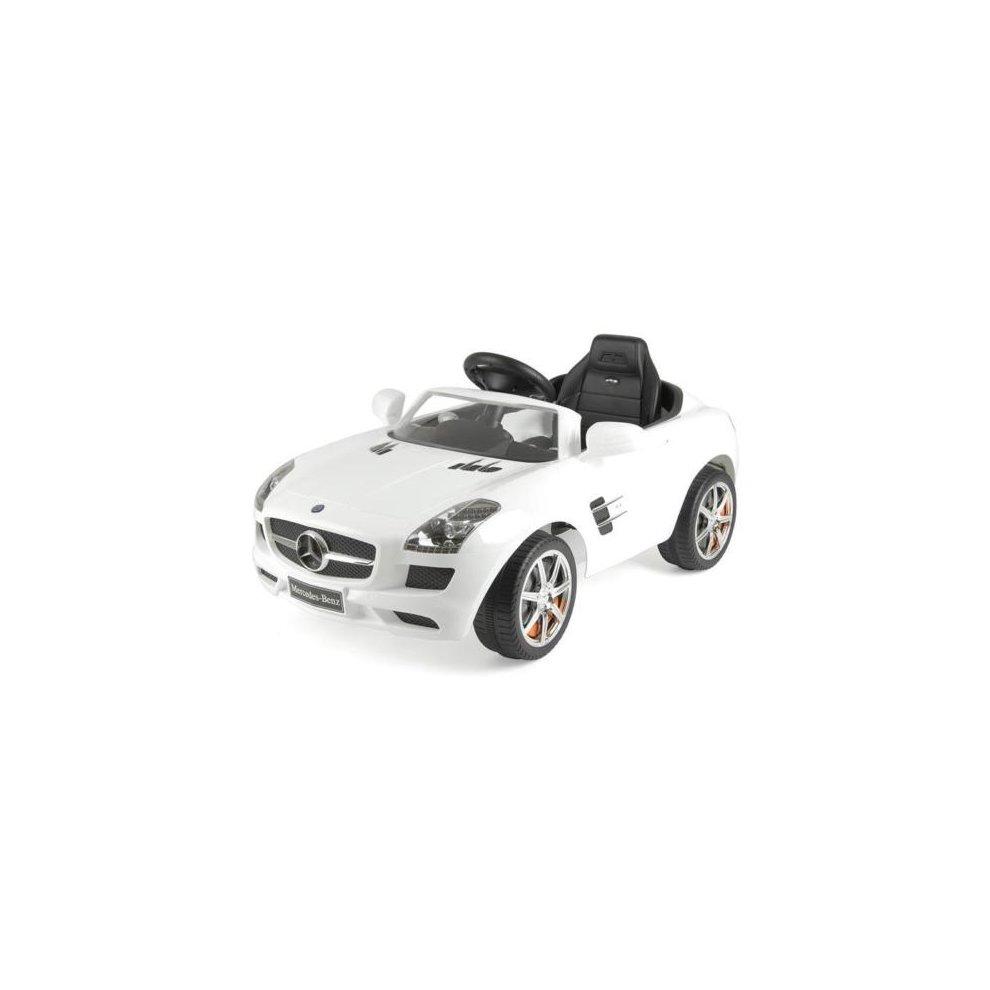 Toyrific Mercedes Benz Sls 6v Kids Boys Girl Electric Ride On Toy