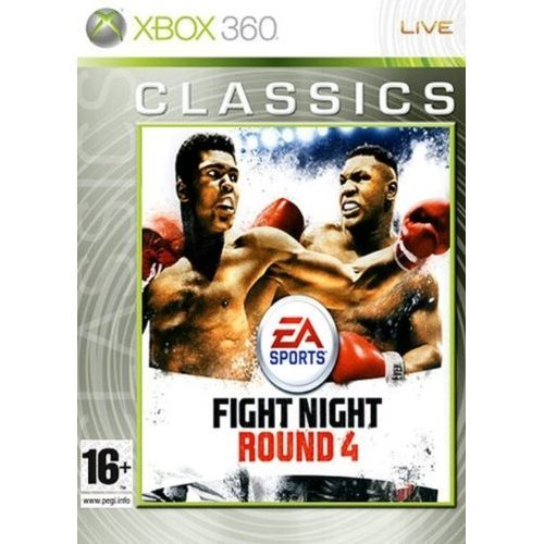 Electronic Arts - XBOX 360 FIGHT NIGHT ROUND 4 CLASSIC EDITION