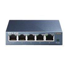 TP-LINK TL-SG105E L2 Gigabit Ethernet (10/100/1000) Black network switch